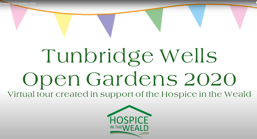 Royal Tunbridge Wells Open Gardens 2020 - Hospice in the Weald