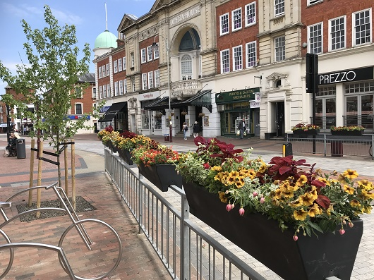 Royal Tunbridge Wells in Bloom Portfolio 2020 - South and Southeast in Bloom